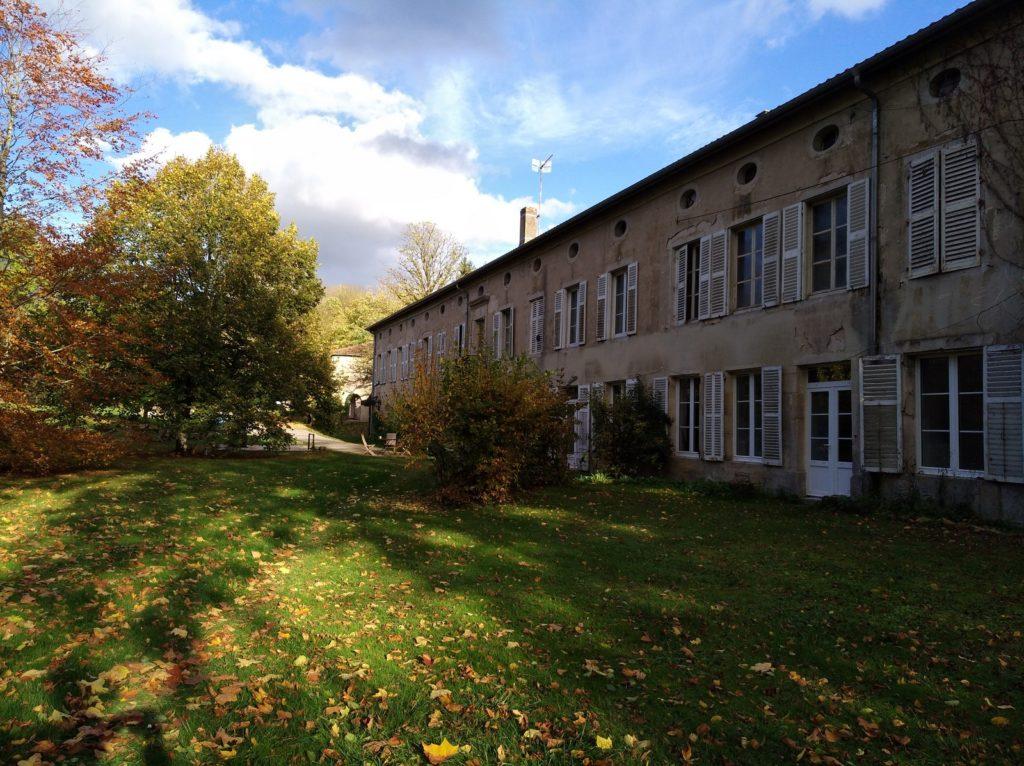 Le Domaine de Sommedieue proche de Verdun en Meuse