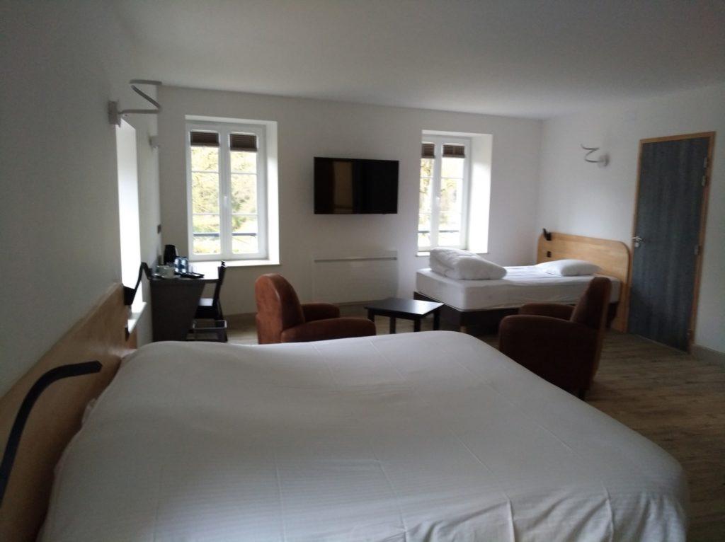 Chambre d'hôtel - Domaine de Sommedieue en Meuse
